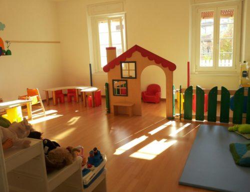 L'ufficio dei bambini
