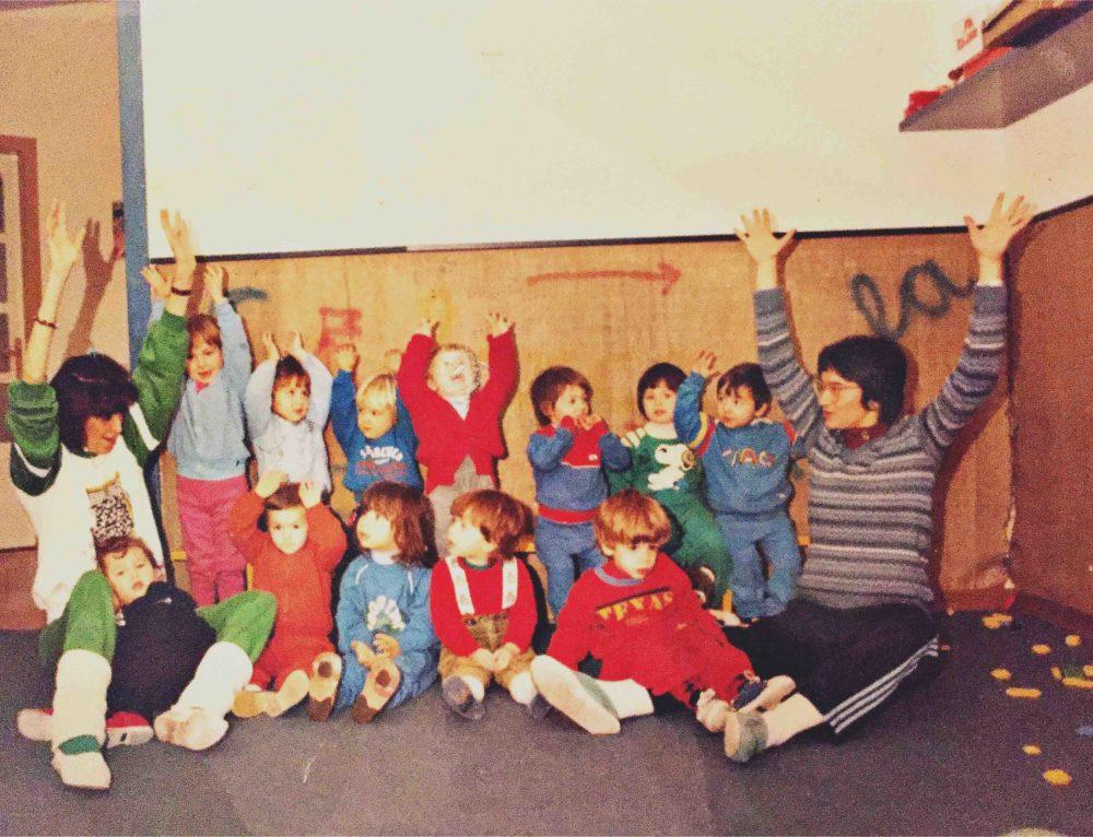 Trent'anni di lavoro con i bambini